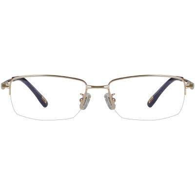 Rectangle Eyeglasses 130226-c
