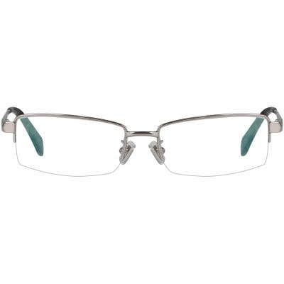 Rectangle Eyeglasses 130234-c