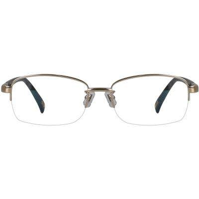 Rectangle Eyeglasses 130236-c