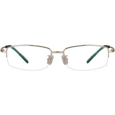 Rectangle Eyeglasses 130238-c