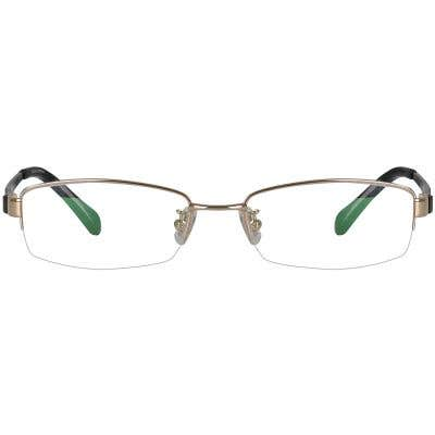 Rectangle Eyeglasses 130271-c