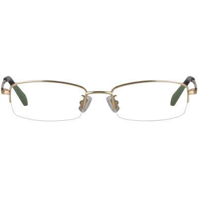 Rectangle Eyeglasses 130277-c