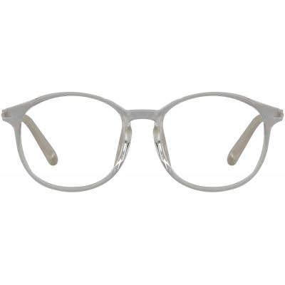 Round Eyeglasses 130282