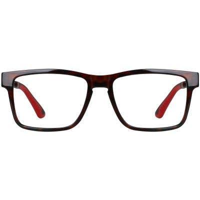 Square Eyeglasses 130308-c
