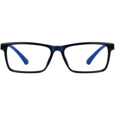 Square Eyeglasses 130318-c