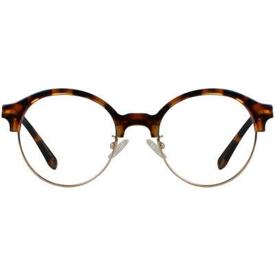 Browline Eyeglasses 130355-c
