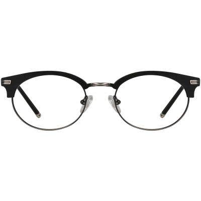 Browline Eyeglasses 130358-c