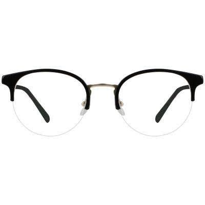 Round Eyeglasses 130366-c