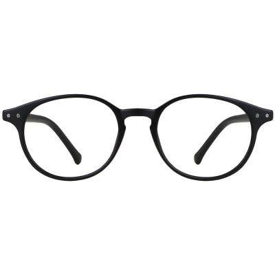 Round Eyeglasses 130376-c