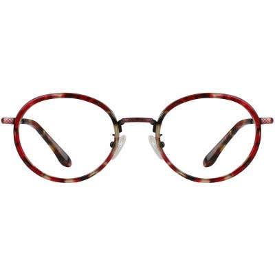Round Eyeglasses 130386-c
