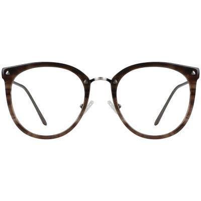 Round Eyeglasses 130397-c