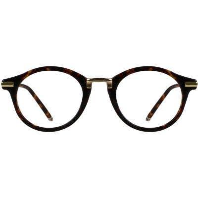 Round Eyeglasses 130407-c