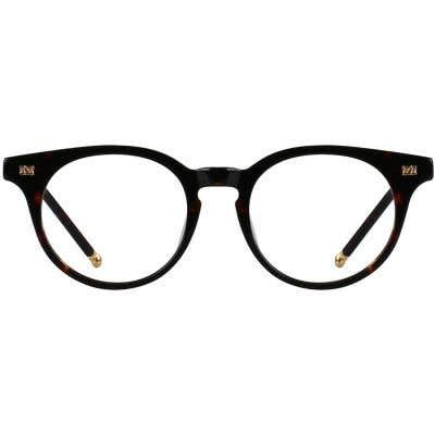 Round Eyeglasses 130411-c