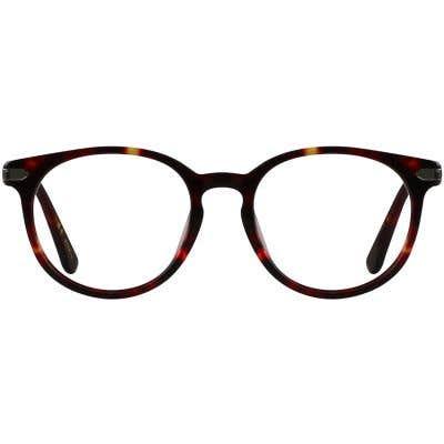 Round Eyeglasses 130414-c