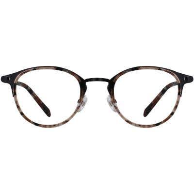 Round Eyeglasses 130418-c