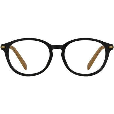 Wood Eyeglasses 130431-c