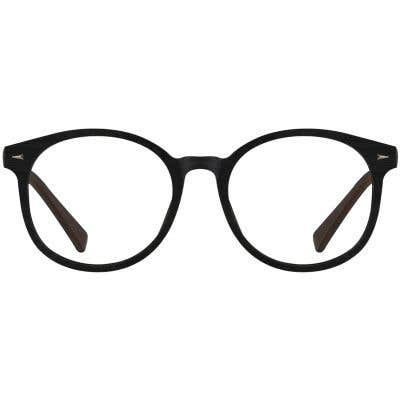 Wood Eyeglasses 130442-c