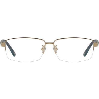 Rectangle Eyeglasses 130767