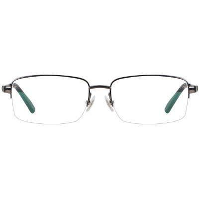 Rectangle Eyeglasses 130778