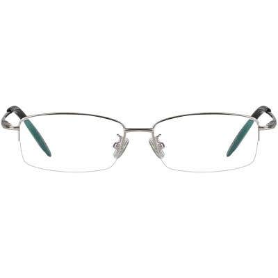 Rectangle Eyeglasses 130804