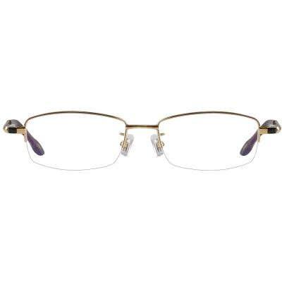 Rectangle Eyeglasses 130805