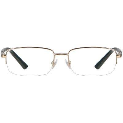 Rectangle Eyeglasses 130813