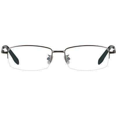 Rectangle Eyeglasses 130815