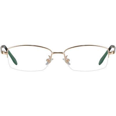 Rectangle Eyeglasses 130825