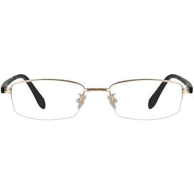 Rectangle Eyeglasses 130834