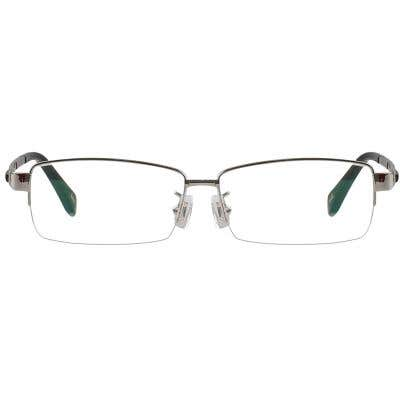 Rectangle Eyeglasses 130836