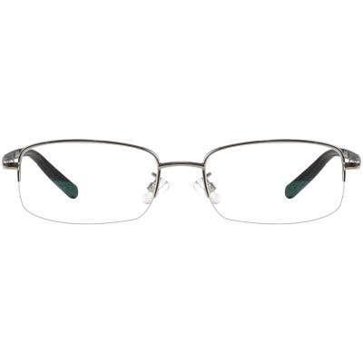 Rectangle Eyeglasses 130842