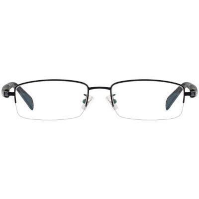 Rectangle Eyeglasses 130884