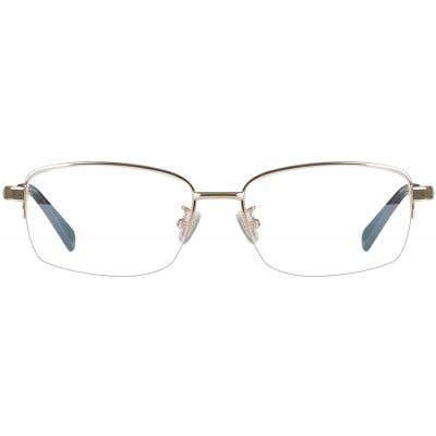 Rectangle Eyeglasses 130887