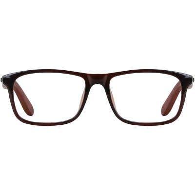 Wood Eyeglasses 130920-c
