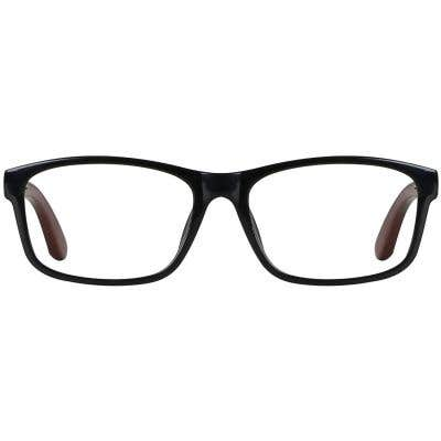 Wood Eyeglasses 130938-c