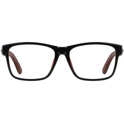 Wood Eyeglasses 130941-c