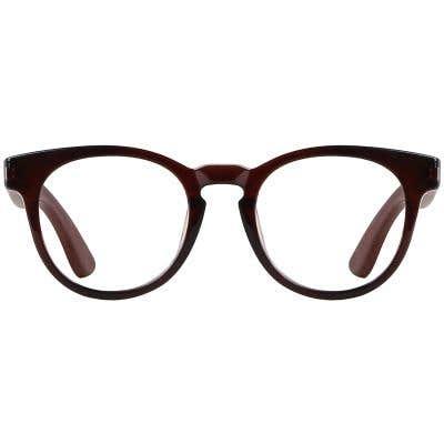 Wood Eyeglasses 130961-c