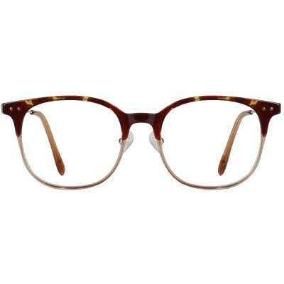 Rectangle Eyeglasses 130993-c