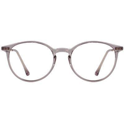 Round Eyeglasses 131011-c