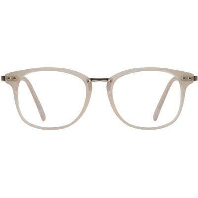 Rectangle Eyeglasses 131017-c