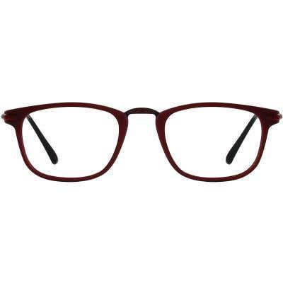 Rectangle Eyeglasses 131026-c