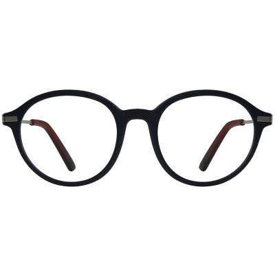 Round Eyeglasses 131034-c