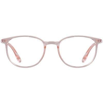 Round Eyeglasses 131060
