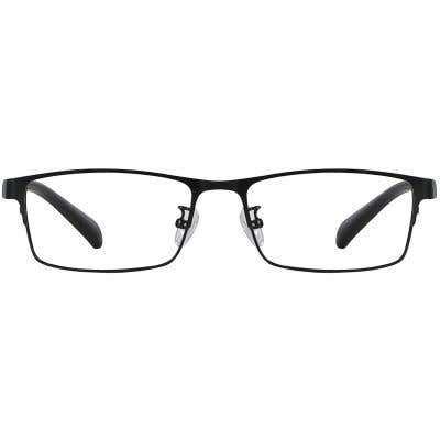 Rectangle Eyeglasses 131177-c