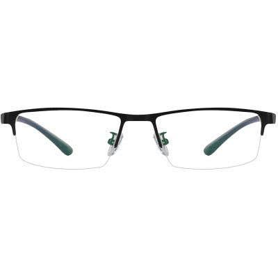 Rectangle Eyeglasses 131183-c