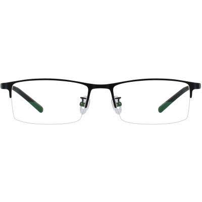 Rectangle Eyeglasses 131192-c