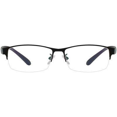 Rectangle Eyeglasses 131201-c