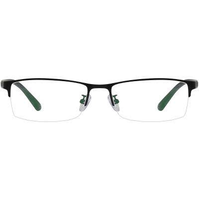 Rectangle Eyeglasses 131207-c