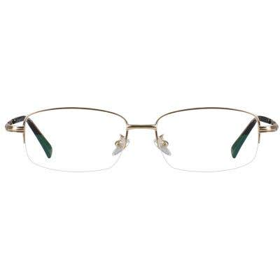 Rectangle Eyeglasses 131255-c