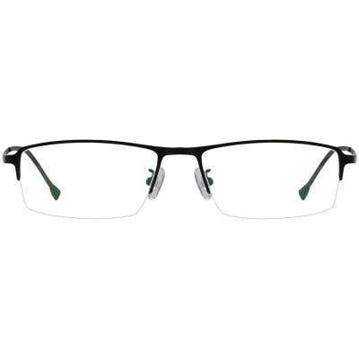 Rectangle Eyeglasses 131258-c